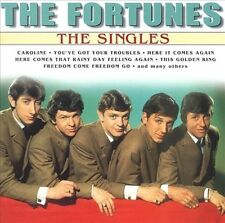 THE FORTUNES (UK) - SINGLES NEW CD