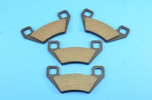 Front Brake Pads for Arctic Cat 1000 Prowler 500 550 650 700 Wildcat 1000