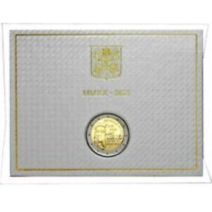 Vatikaan-2020-2-euro-commemo-500-j-RAFFAELE-SANZIO-in-BU-Coffret