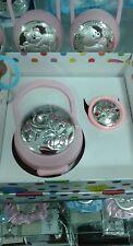 porta ciuccio e catena colore celeste neonato sfoglia argento 925  baby pacifier