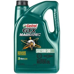 2-PACK-Castrol-03057-GTX-MAGNATEC-5W-30-Full-Synthetic-Motor-Oil-5-Quart