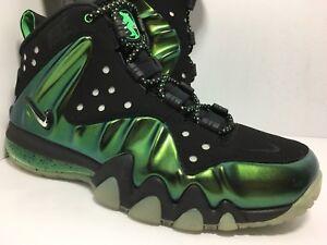 6e9033dcb9a76 Air Nike Barkley Posite Max  Gamma Green  Basketball Shoes 555097 ...
