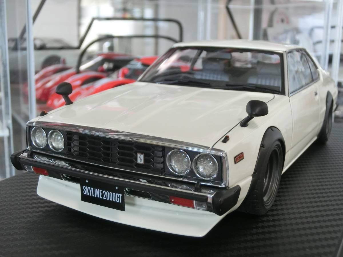 118 Nissan cieloline 2000 GTES C210 Bianco