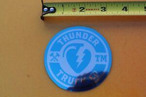 THUNDER Skateboard Truck Co. Heart Grenade Voltage Vintage ...