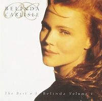 Belinda Carlisle Best of Belinda, vol. 1 (1992) [CD]