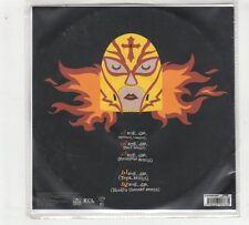 (GP947) Frederic de Carvalho & Goose Flesh, Rock Star EP - DJ CD