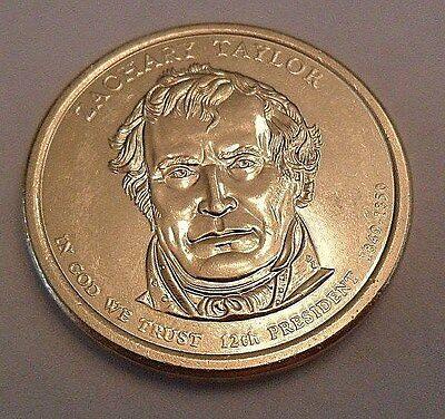 Fast Shipping D Presidential Dollar 4 Coin Set Denver Mint 2009
