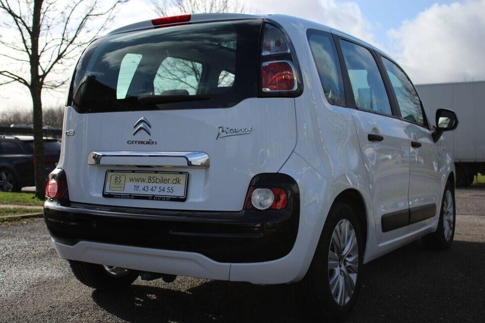 Citroën C3 Picasso 1,2 PT 110 Seduction Complet Benzin