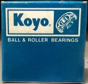 "KOYO TRC-4458 Thrust Roller Bearing Washer, TR Type, Open, Inch, 2-3/4"" ID, 3..."
