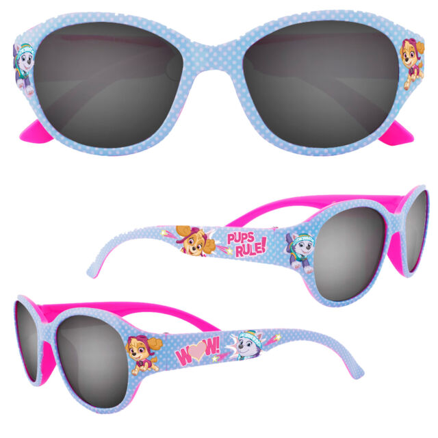 Paw Patrol Blue UV Protection Childrens Sunglasses