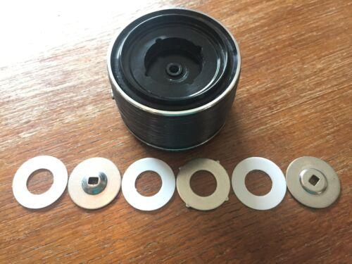 9 Shimano Quick Drag QD Washers Teflon PTFE Speedcast 14000 XTB XSB