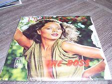 """Diana Ross - The Boss / I'm In The World * RARE VINYL 7""""  SPAIN 1979 *"""