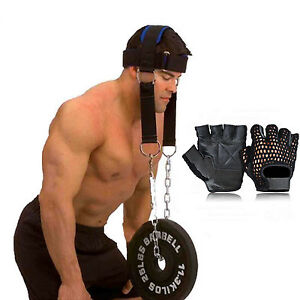 Nouveau Onex plongeant Tête Harnais Haltérophilie Cou Musculation Home Gym exercice  </span>