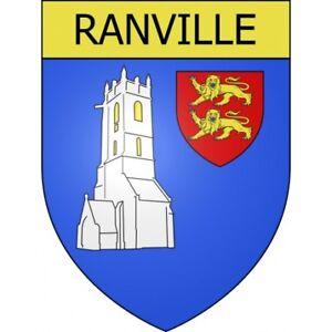 Plappeville 57 ville Stickers blason autocollant adhésif