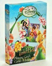 Disney Tinkerbell Playing Cards Collectible Fairies Character Deck