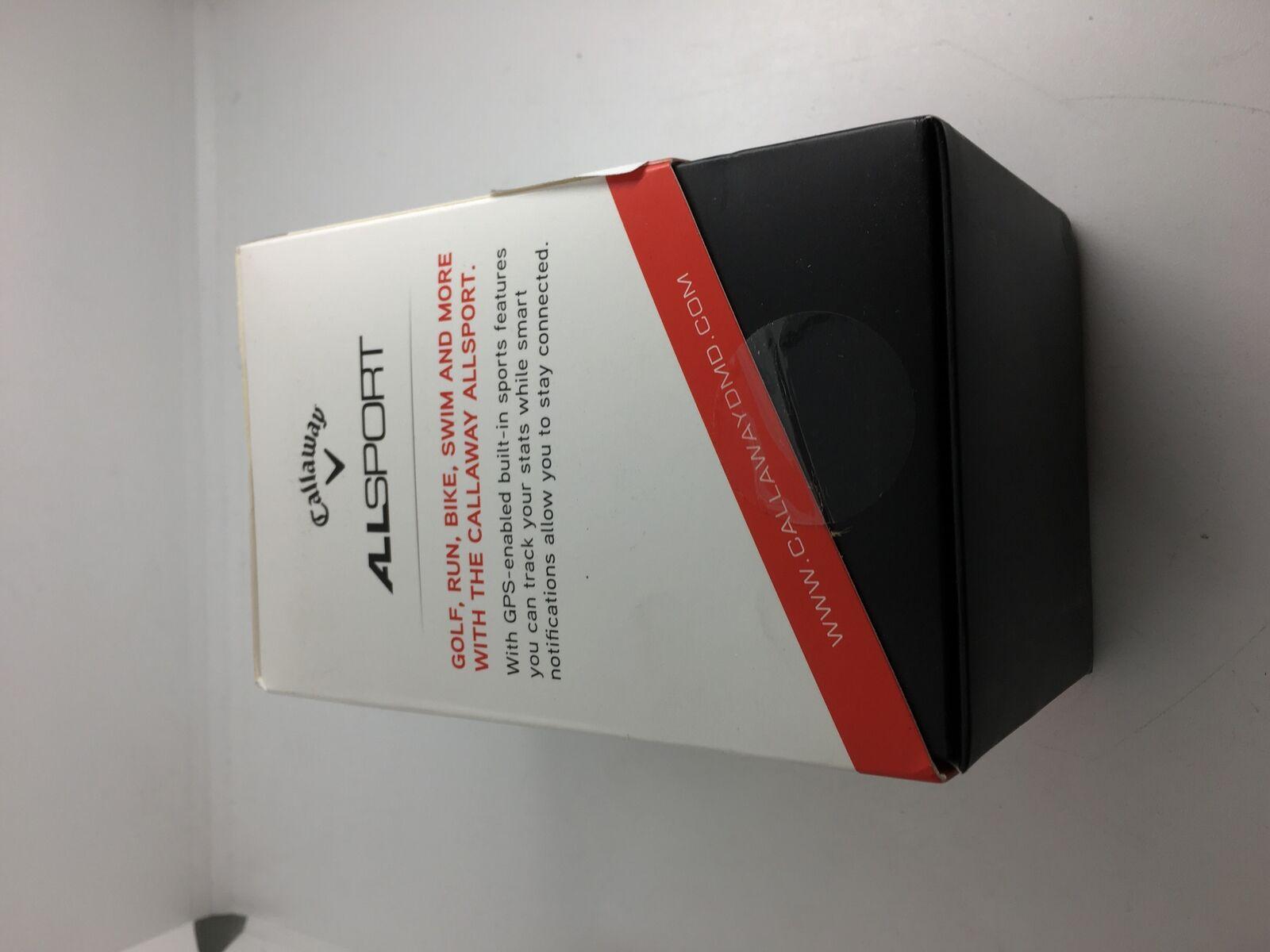 Callaway Allsport GPS Reloj inteligente SN210503