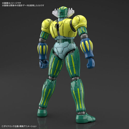 Pre-order  BANDAI HG 1//144 Steel Jeeg INFINITISM plastic model Special effects