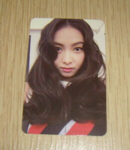 F-X-F-X-4th-Album-4-walls-Victoria-Photo-Card-Official-K-POP