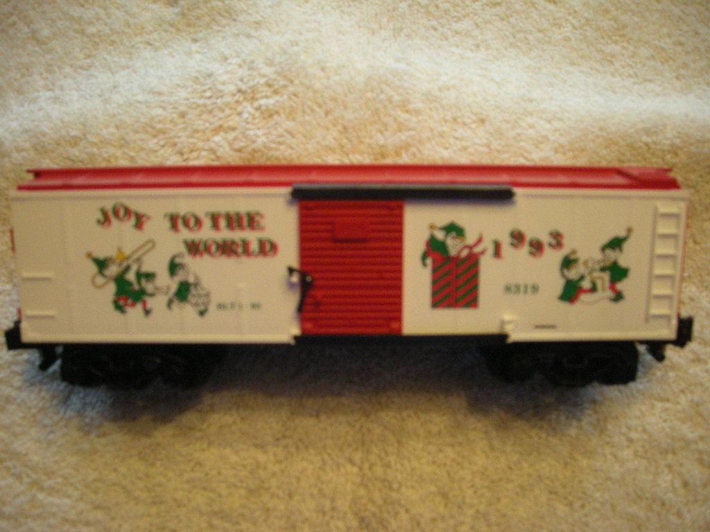 bajo precio 48319 American Flyer 1993 Navidad Furgón Nuevo Nuevo Nuevo En Caja  venta