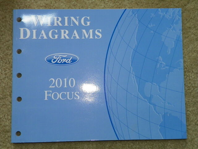 2010 Ford Focus Wiring Diagrams