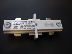Details About Intense Lighting Is108w Single Circuit Mini Connector White