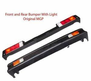 Juego-de-parachoques-con-luces-Suzuki-Samurai-SJ413-410-Sierra-Driver-Jimny