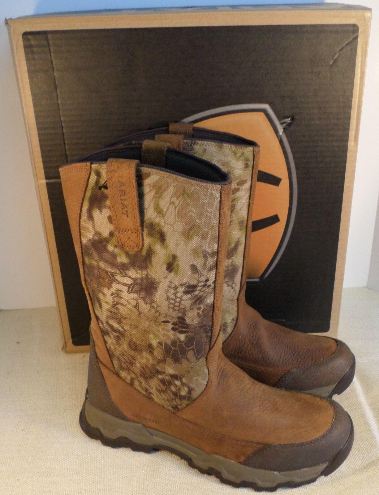Ariat 10014192 UOMO  Fps da Infilare H2o pelle Marronee Highlander Stivali  senza esitazione! acquista ora!