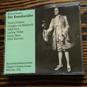 Strauss-Der-Rosenkavalier-Munich-1942-Krauss-Ursuleac-Milinkovic-Kern