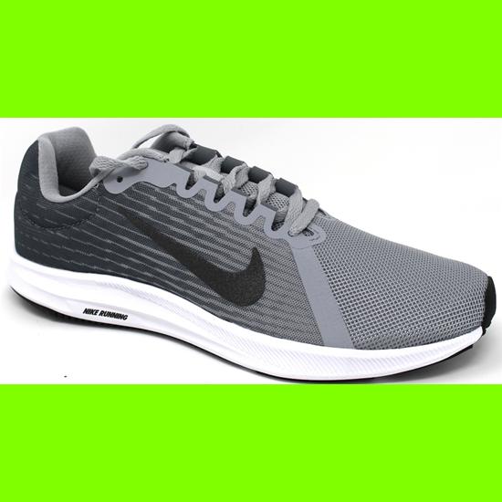 NIKE Laufschuhe Sport Schuhe downshifter 8 grau num-46   | Reichhaltiges Design