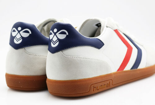 64 Zapatillas Victory Leather 371 Hummel White 9001 q84zwfx8