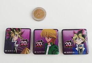 Yu-Gi-Oh-Badges-Buttons-Yami-Yugi-Joey-Wheeler-Yugi-Muto-Atem-Can-Badge