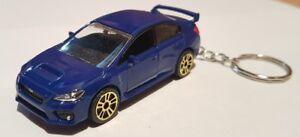 Majorette-Subaru-Impreza-Wrx-Sti-Llavero-ALTO-DETALLE-DIECAST-CAR