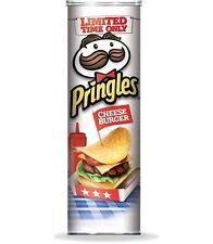 Pringles Cheese Burger - American Snack - 168g
