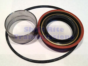 Details about 4L80E 04-UP REAR TAIL HOUSING SEAL BUSHING KIT SHAFT  EXTENSION YOLK MT1 4L85E