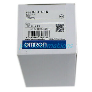 OMRON H7CX-AD-N Digital Counter ONE NEW