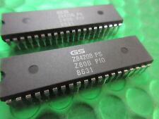Z8420BPS, Z80BPI0, Z80, Z80BPIO Parallel input output IC. Video, Arcade IC *X2*