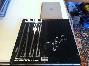 Amical 2 Livres Sur La Musique: The Illustrated Story Of Jazz, La Musique électroniques Manuel-afficher Le Titre D'origine Soulager La Chaleur Et La Soif.