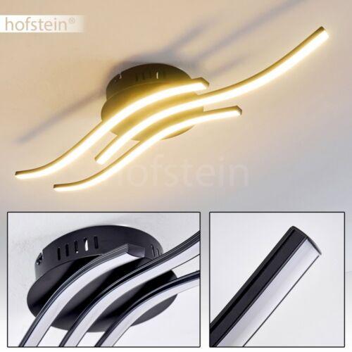 Luxus Wellen Decken Leuchten LED Flur Lampen Wohn Schlaf Raum Zimmer Beleuchtung