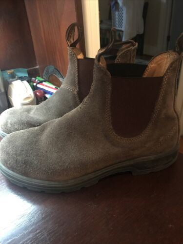 BlundStone Soft Leather Boots Size 7 1/2