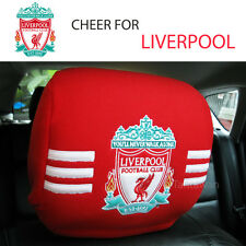 OFFICIAL LIVERPOOL FOOTBALL CLUB Car Interior Headrest Cover