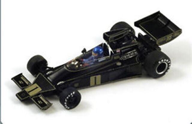 SPARK S1769 LOTUS 76 F1 DIE CAST MODEL AUTO DA CORSA PETERSON SPAGNOLO 1974 GP 1:43