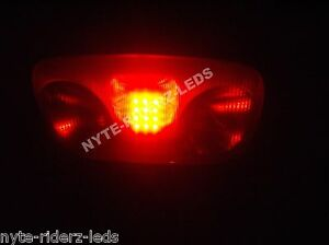 RED-1210-SMD-DOME-LIGHTS-12-LED-PANELS-ONE-PAIR-FITS-ALL-CARS-TRUCKS-SUVS