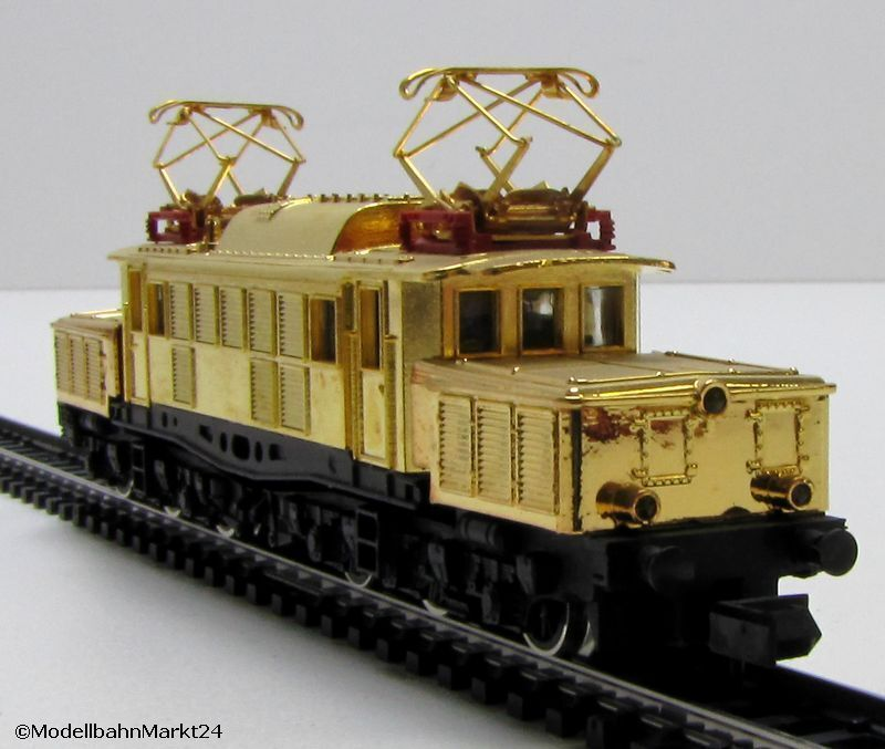 ARNOLD Ellok Elektrolok BR 194 Gold Spur N 1 160 - OVP