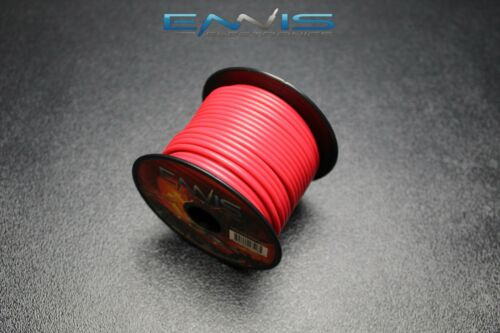 14 GAUGE WIRE ENNIS ELECTRONICS 100 FT EA 12 COLORS CABLE AWG COPPER CLAD