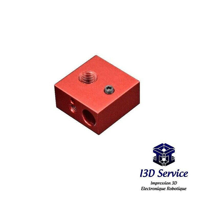 Body Of Heater for Printer 3D Creality CR-10S PRO And CR-10S Pro V2