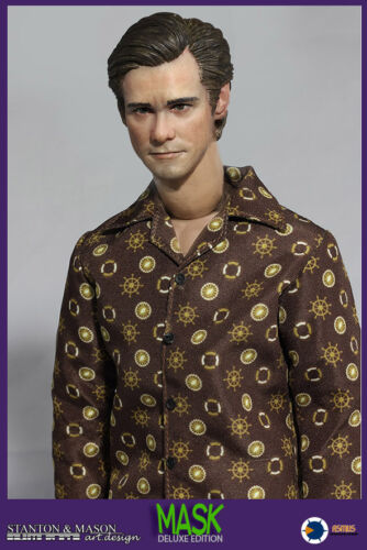 in stock ASMUS TOYS 1//6 Mask Stanley Ipkiss Jim Carrey figure