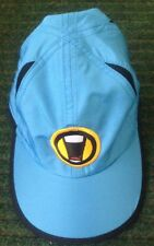 SMARTMOUTH BREWING COMPANY BEER BASEBALL CAP, RUNNER SPORTS HAT, NORFOLK, VA