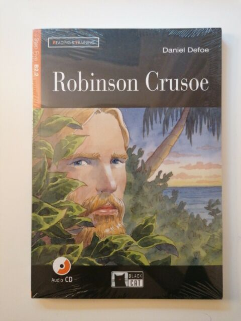 Libro Robinson crusoe (lingua inglese)