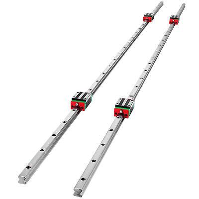 Rail de Guidage Linéaire Acier à roulement Miniature précision Bloc de Guidage
