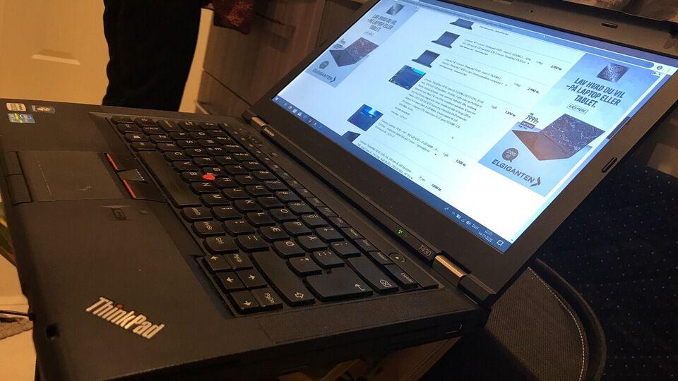 Lenovo T430, 2,6 GHz, 8 GB ram